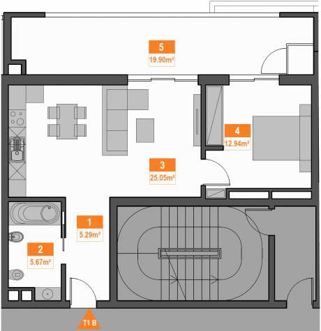 11f apartment plan