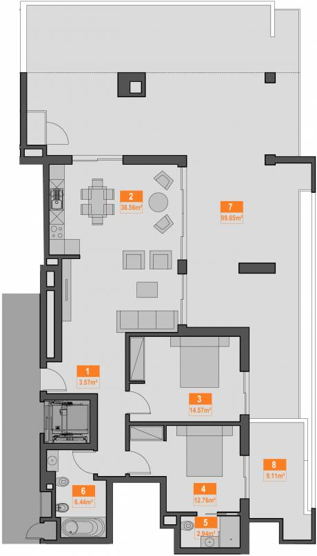 15b apartment plan